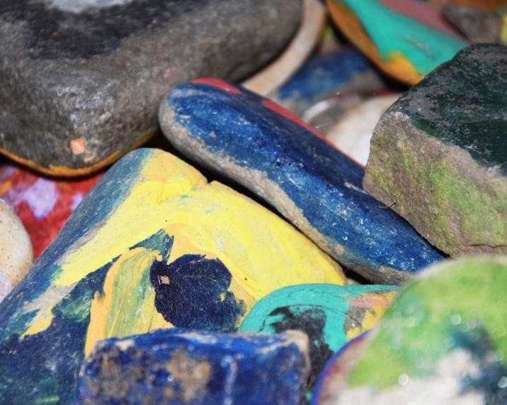 Kamene zo škôlky