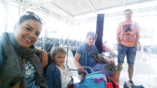 Netrpezlivé čakanie na letisku v Bratislave