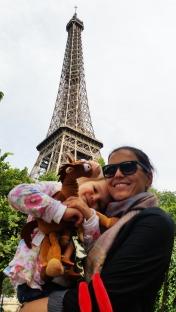 Le Tour Eiffel = Eiffelova veža