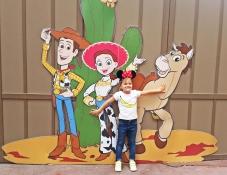 Kiarkiny tohtoročný obľúbenci: Woody, Jessie a Bullseye